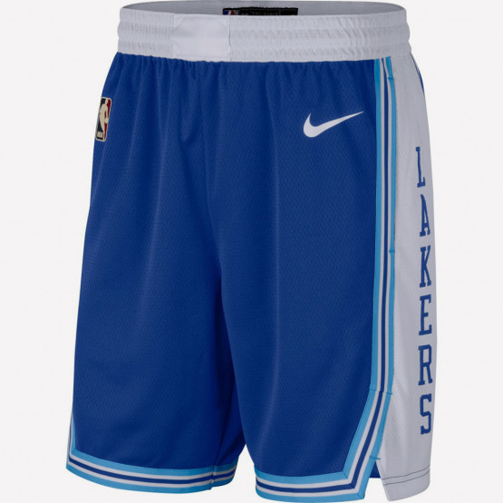 Nike NBA Los Angeles Lakers Hardwood Classics 2020 Men's Basketball Shorts