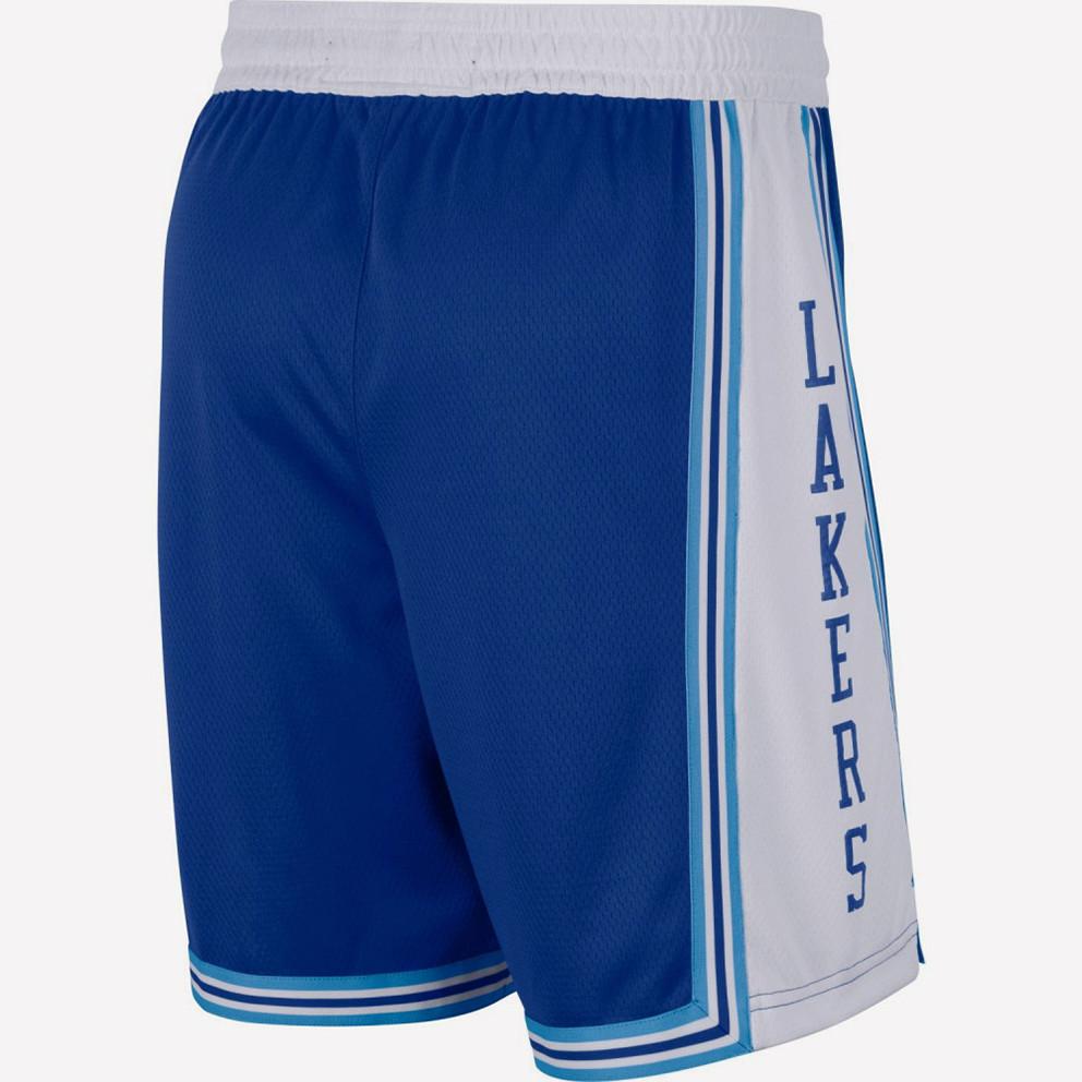 Nike NBA Los Angeles Lakers Hardwood Classics 2020 Men's Basketball Shorts