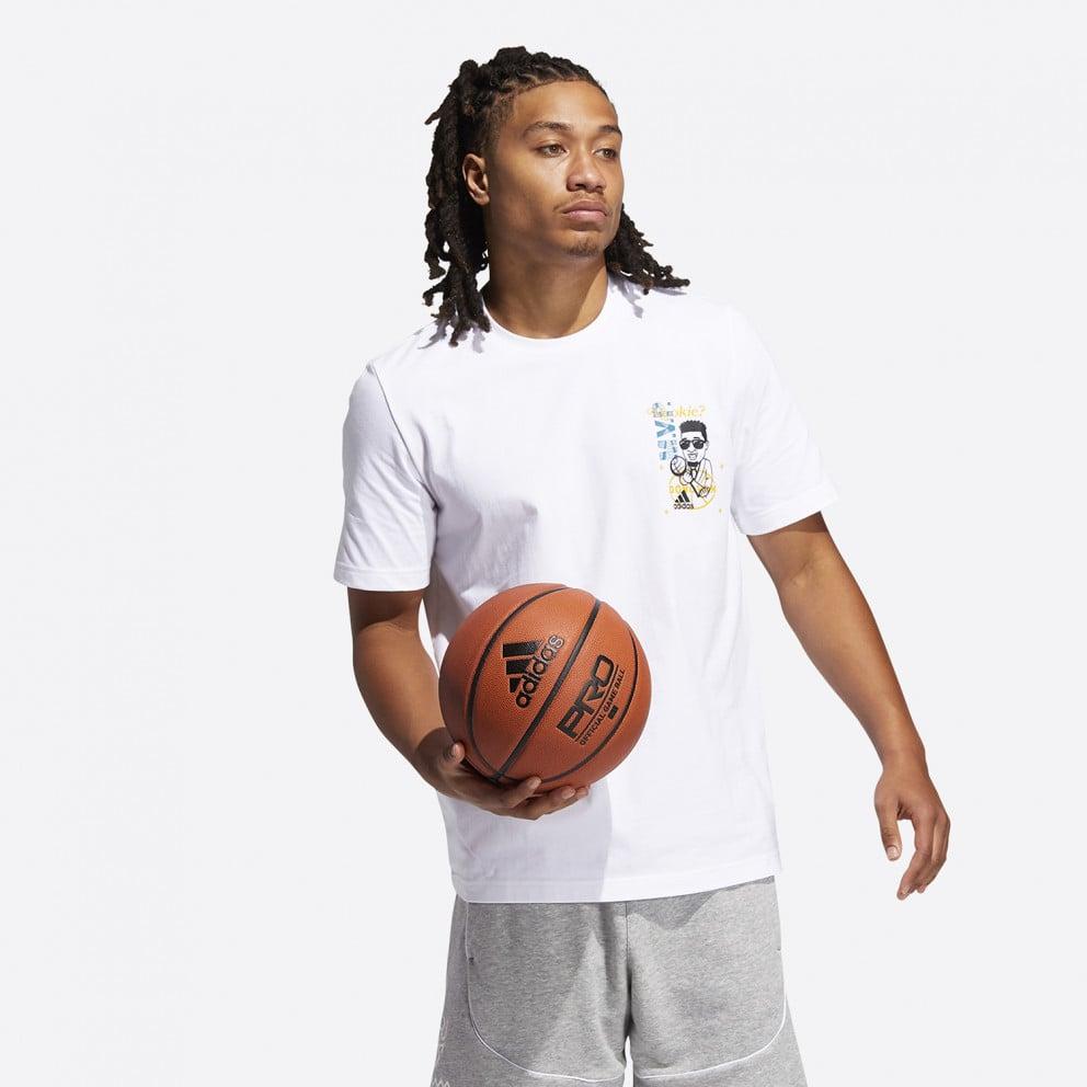 adidas Performance Donovan Mitchell Avatar Rookie Ανδρικό T-shirt