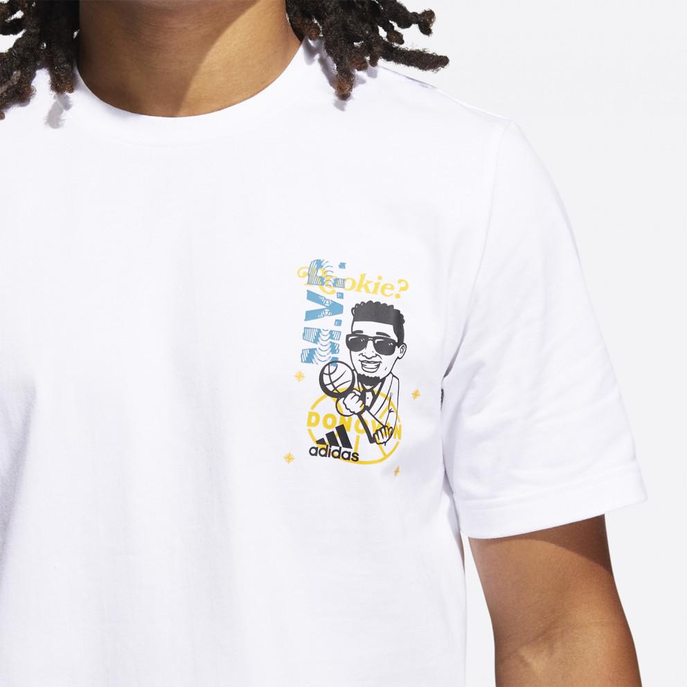 adidas Performance Donovan Mitchell Avatar Rookie Men's T-shirt