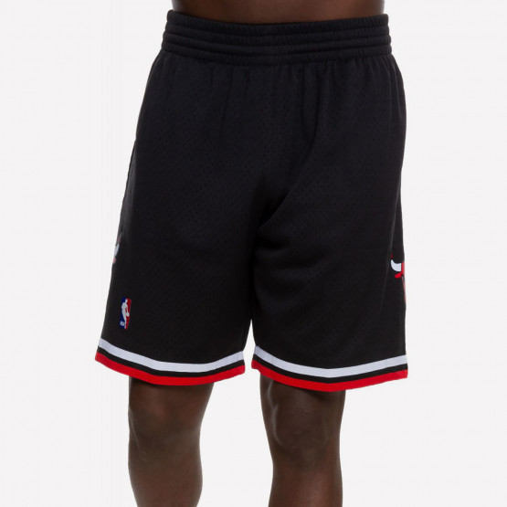 Mitchell & Ness Chicago Bulls 1997-98 Swingman Shorts