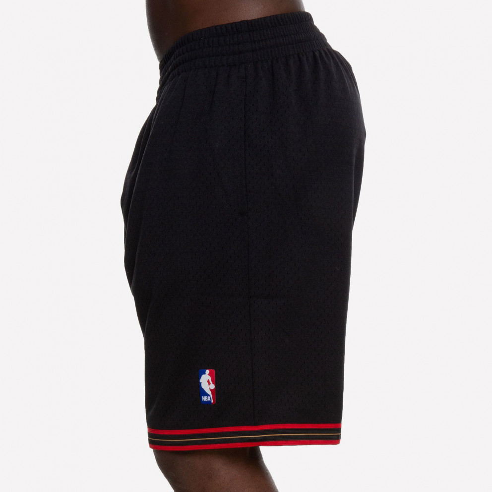 Mitchell & Ness Authentic Philadelphia 76ers Road 1997-98 Shorts