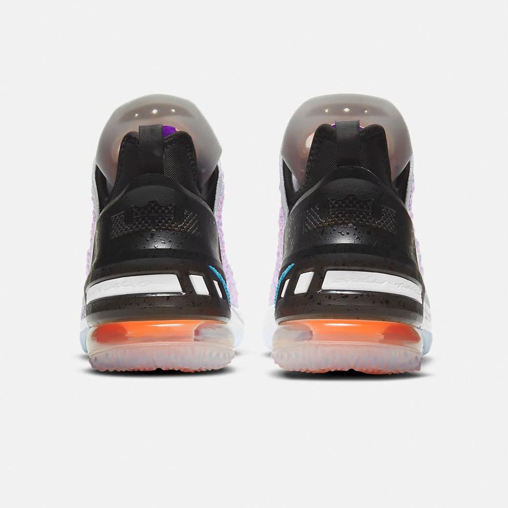 "Nike LeBron 18 ""Graffiti"" Unisex Basketball Shoes"
