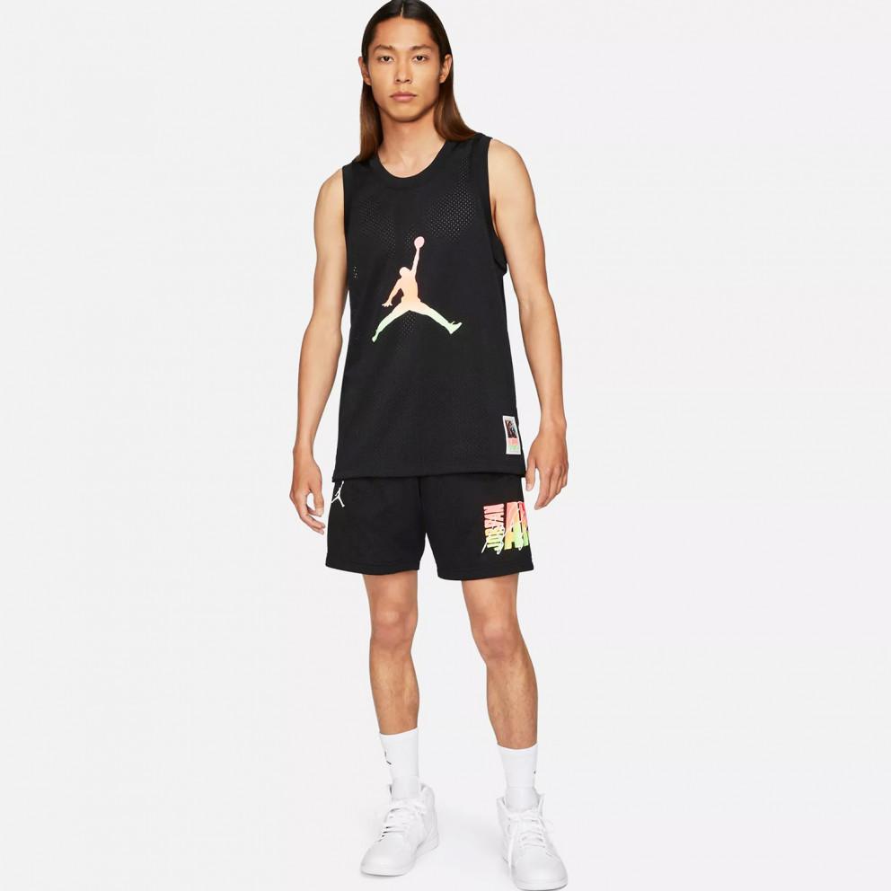 Jordan Sports Mesh Ανδρικό Σορτς