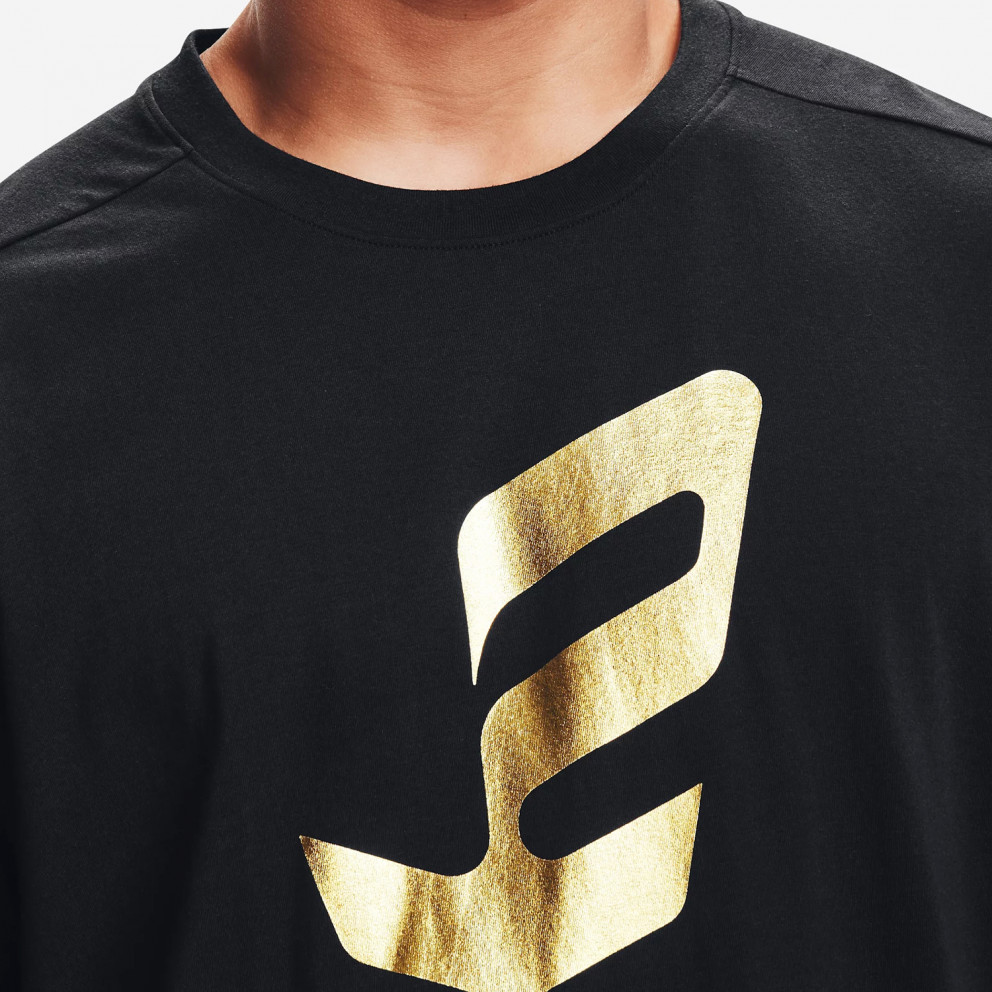 Under Armour Embiid Gold Mine Tee