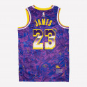 Nike NBA LeBron James Los Angeles Lakers Select Series Men's Jersey