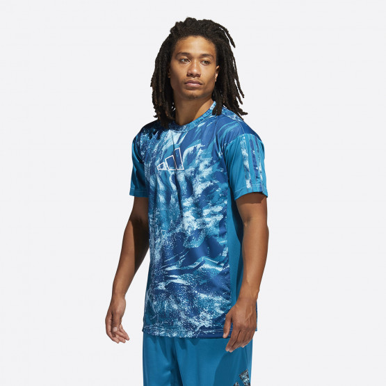 adidas Performance Ball For The Ocean 365 Men's T-shirts