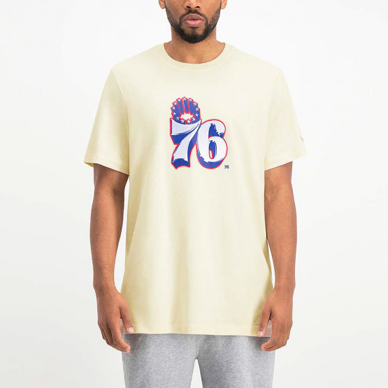 Nike NBA Philadelphia 76ers Earned Edition Ανδρικό T-Shirt