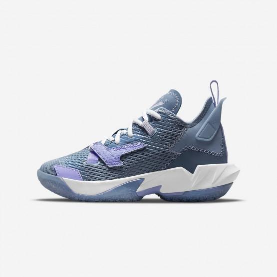 Jordan Why Not Zer0.4 Παιδικά Μπασκετικά Παπούτσια