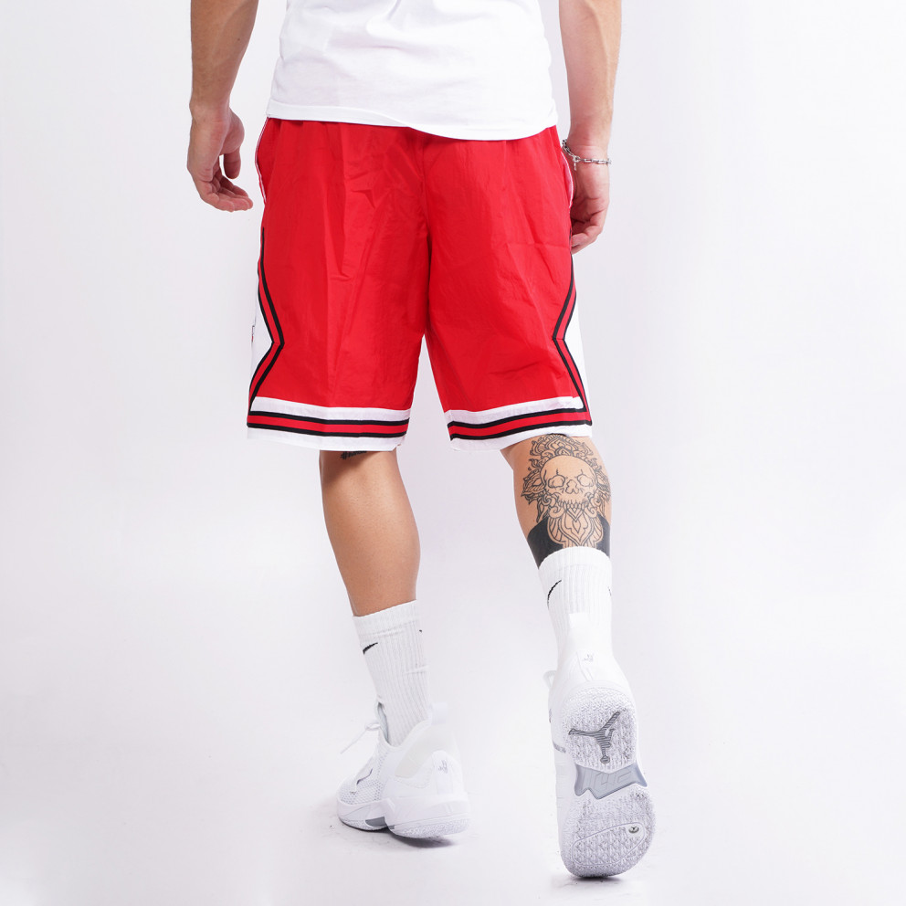Nike NBA Chicago Bulls Courtside Heritage Ανδρικό Μπασκετικό Σορτς