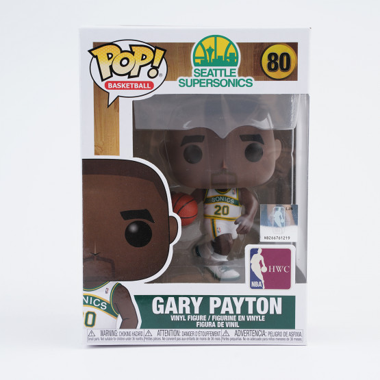 Funko Pop! NBA Legends: Sonics Home - Gary Payton