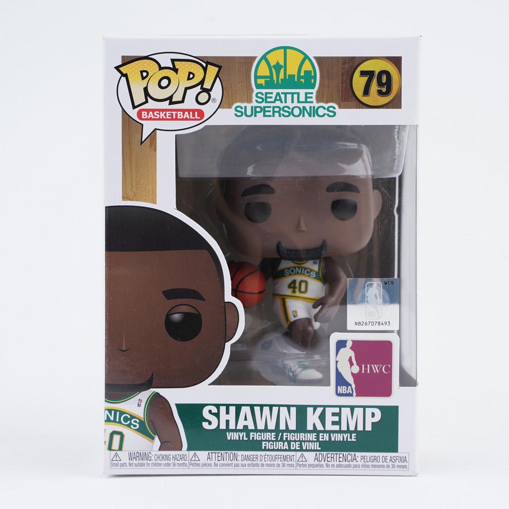 Funko Pop! NBA Legends: Sonics Home - Shawn Kemp