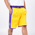 Nike NBA Los Angeles Lakers Courtside Heritage Men's Basketball Shorts