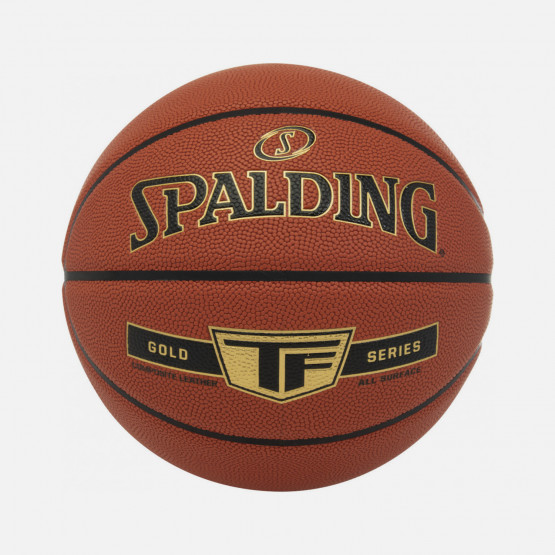 Spalding TF Gold Composite Μπάλα Μπάσκετ