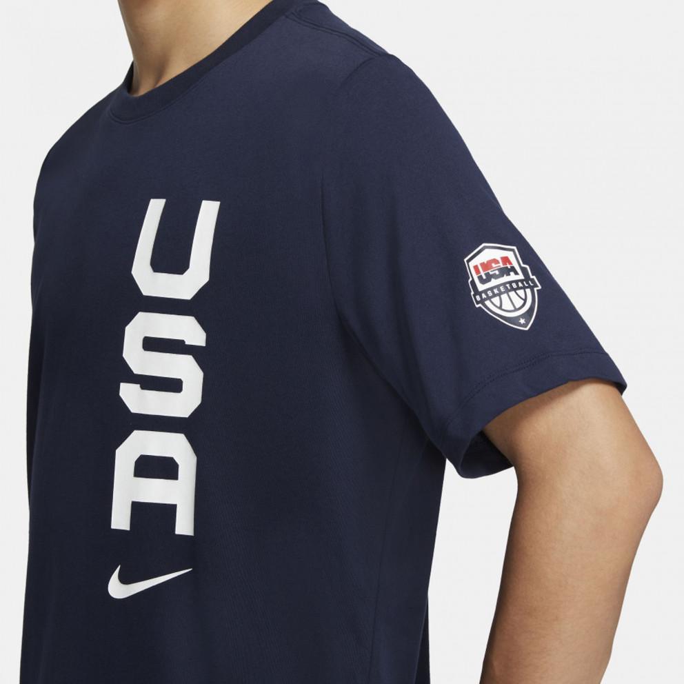 Nike Olympics 2021 USA Dri-FIT Men's T-Shirt