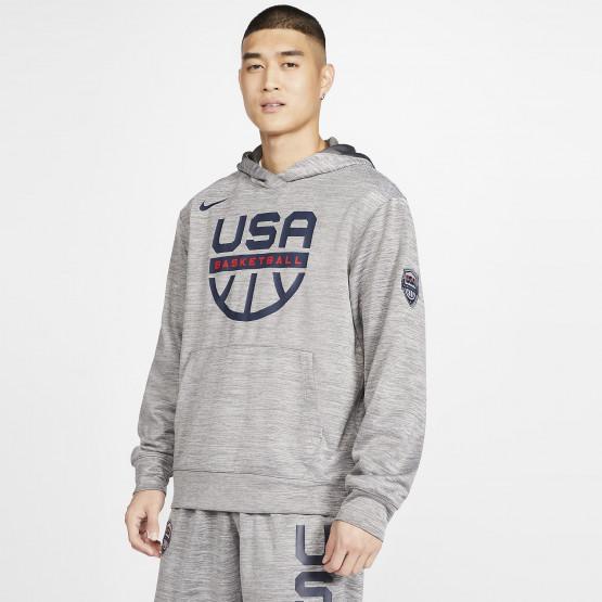 Nike Olympics 2021 USA Spotlight Men's Basketball Hoodie