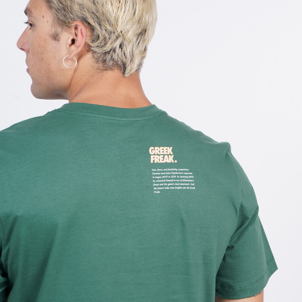 Nike NBA Giannis Antetokounmpo Select Series MVP Men's T-Shirt