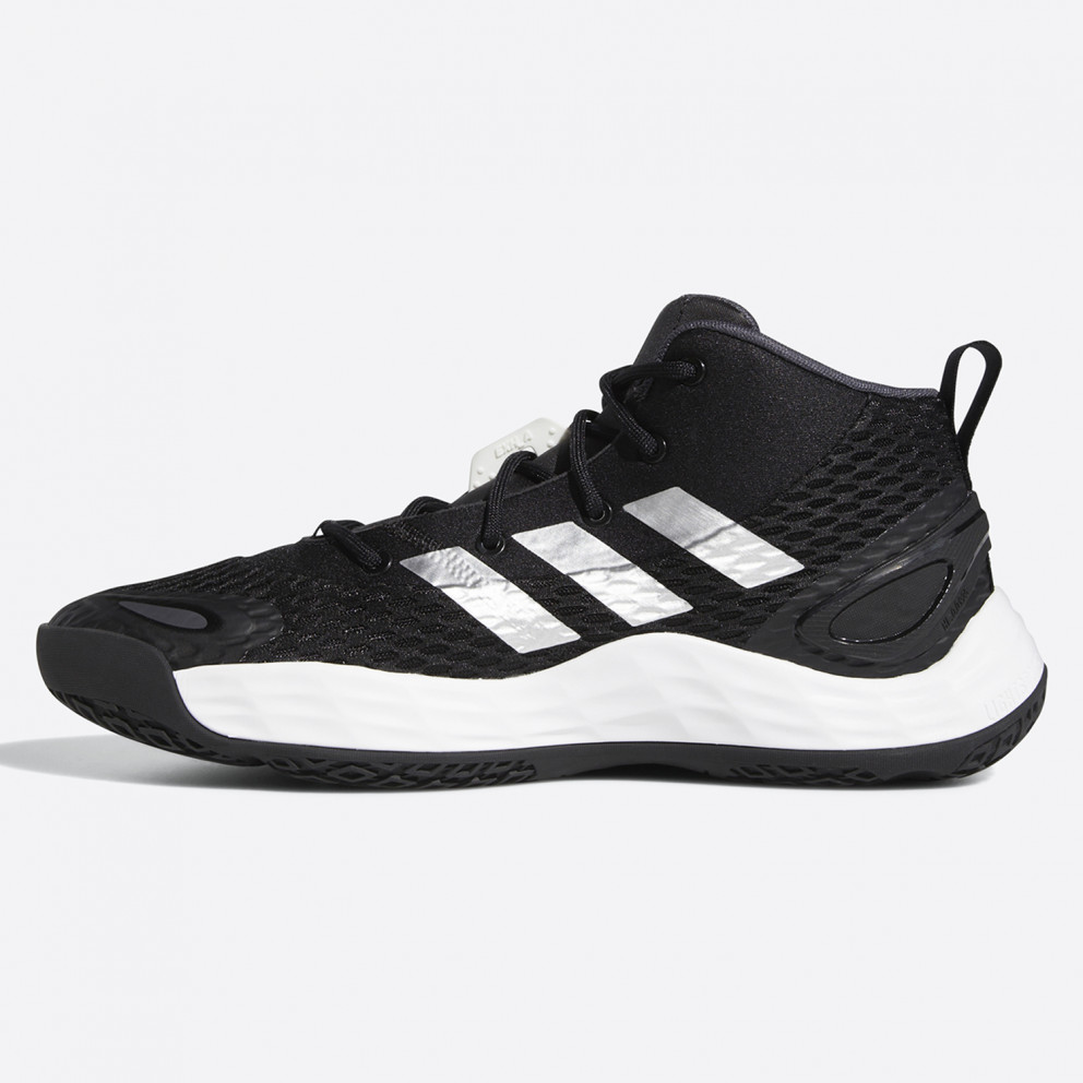 adidas Performance Exhibit A Mid Men's Basketball Shoes