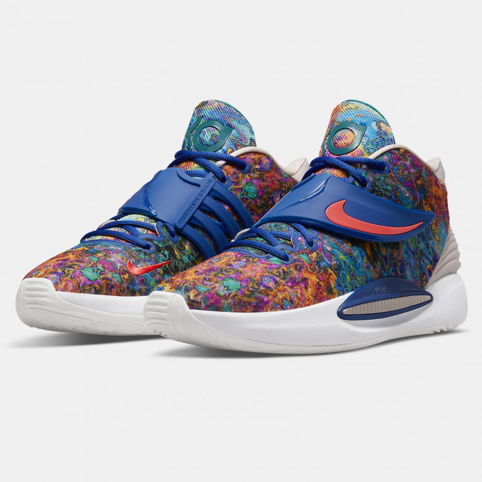 Nike KD14 Deep Royal Men's Basketball Shoes
