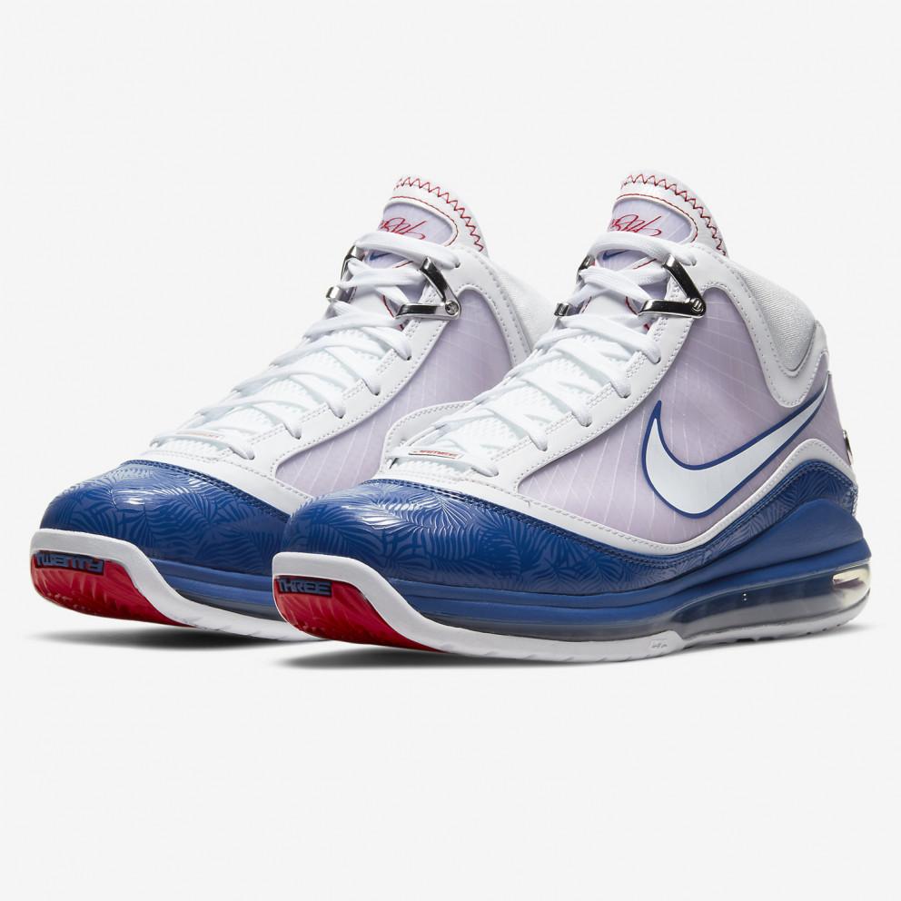 """Nike LeBron 7 """"Baseball Blue"""" Men's Basketball Shoes"""