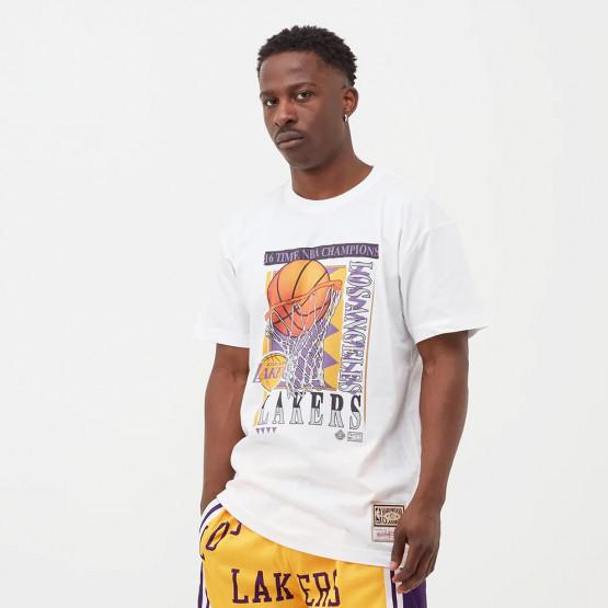 Mitchell & Ness NBA Vibes Los Angeles Lakers Ανδρικό Tee
