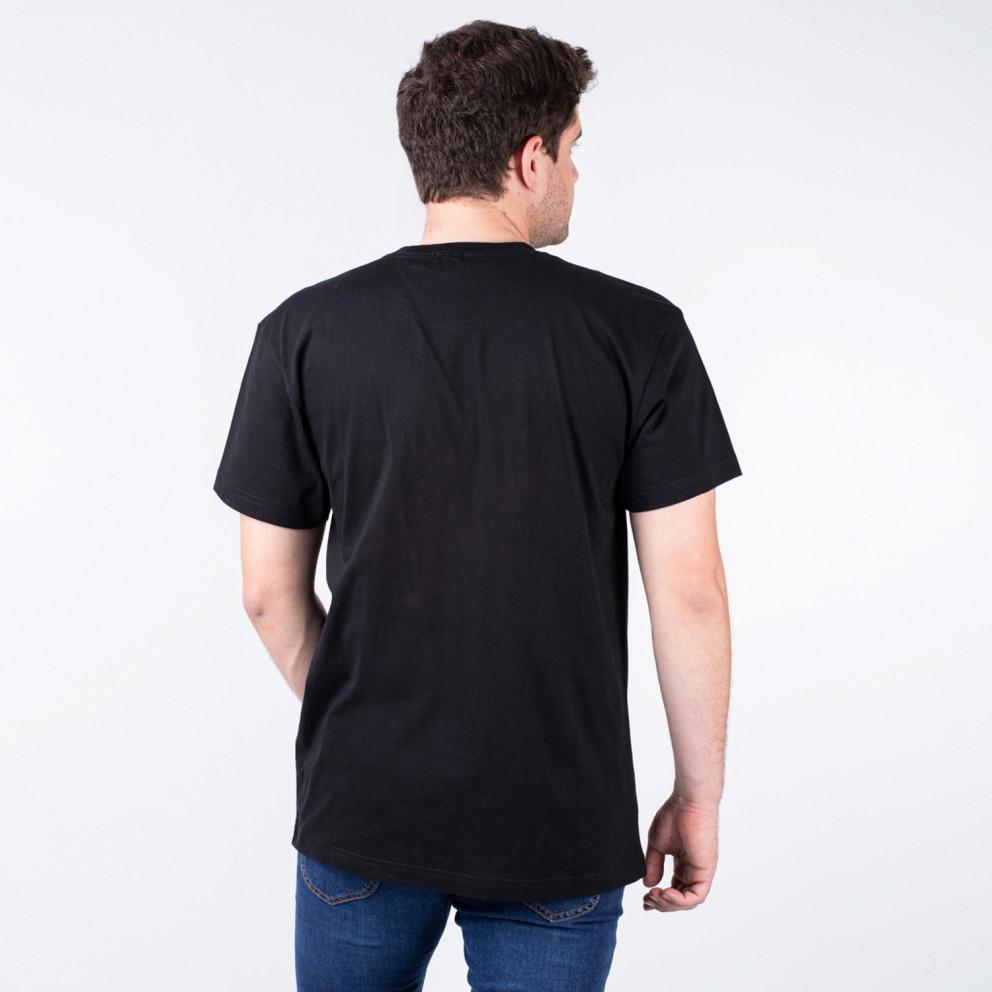 Mitchell & Ness Nba Neon Logo Toronto Raptors Men's T-Shirt