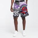 Mitchell & Ness Jumbotron Sublimated  Toronto Raptors Shorts