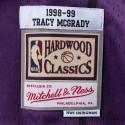 Mitchell & Ness ΝΒΑ Tracy Mcgrady Toronto Raptors Road 1998-99 Swingman Men's Jersey
