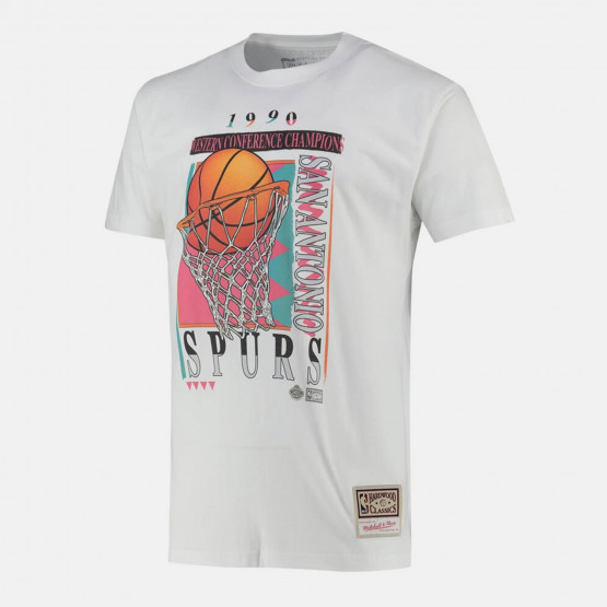Mitchell & Ness NBA Vibes San Antonio Spurs Men's Tee