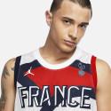 Jordan France Jumpman Men's Jersey