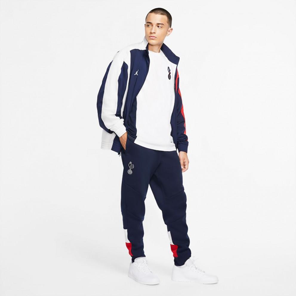 Jordan France Flight Men's Fleece Trousers