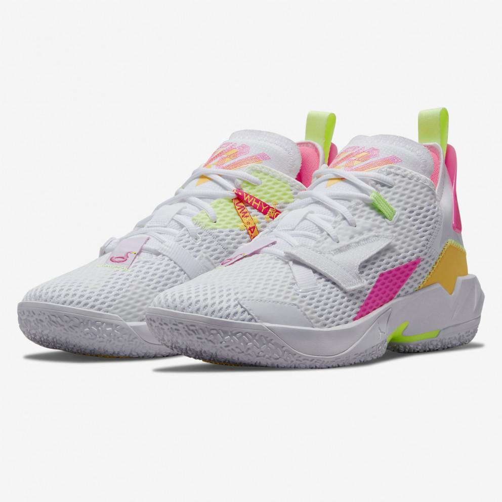 Jordan Why Not Zer0.4 Basketball Shoes