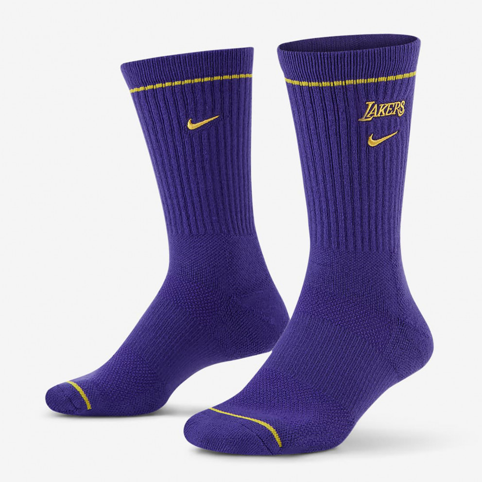 Nike Lakers Courtside NBA Crew Ανδρικές Κάλτσες