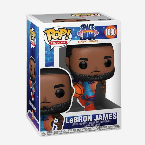 Funko Pop! Space Jam A New Legacy - LeBron James