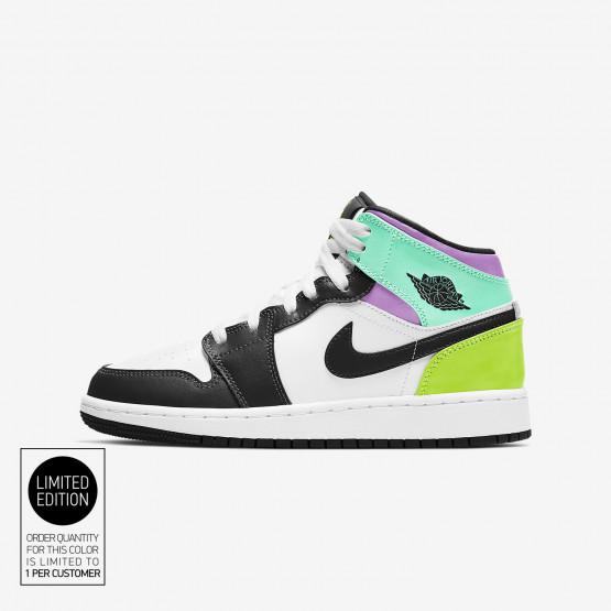 Jordan Air 1 Mid Παιδικά Παπούτσια