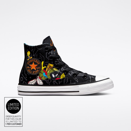 Converse x Space Jam A New Legacy Chuck Taylor All Star Παιδικά Παπούτσια Για Μεγάλα Παιδιά