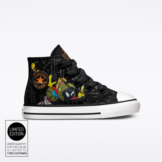 Converse x Space Jam: A New Legacy Chuck Taylor All Star Toodler Kid's Shoes