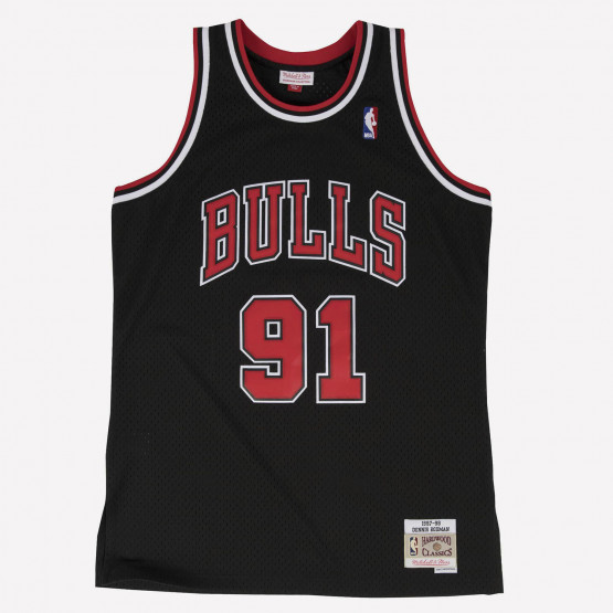 Mitchell & Ness Swingman Jersey-Chicago Bulls - De