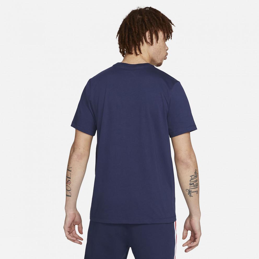 Jordan Paris Saint-Germain Ανδρικό T-Shirt