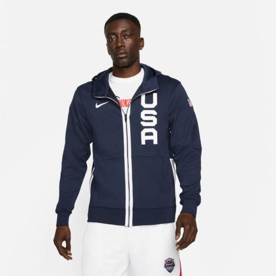 Nike Team USA Therma Flex Showtime Ανδρική Ζακέτα