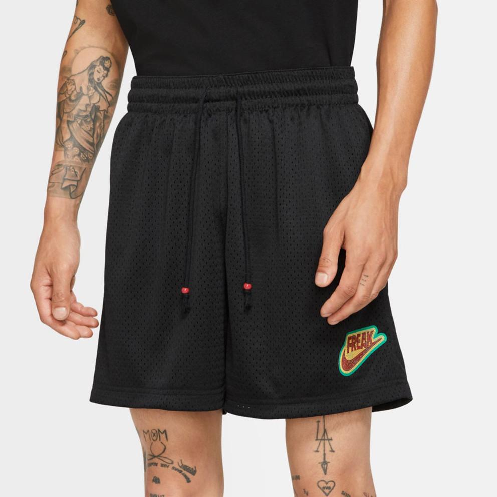 """Nike Giannis Antenokounmpo """"Freak"""" Ανδρικό Σορτς για Μπάσκετ"""