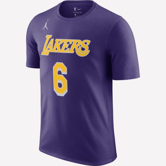 Los Angeles Lakers Jordan NBA Ανδρικό T-shirt