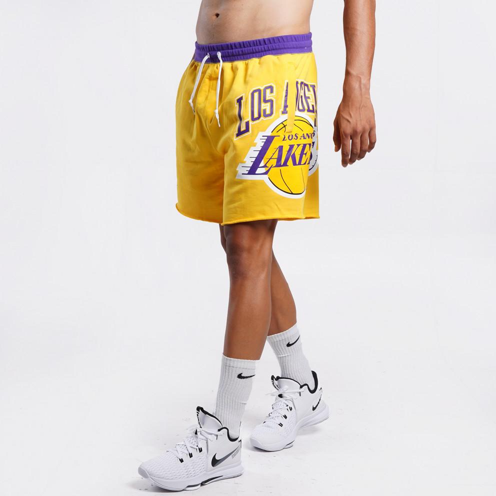 Nike NBA Lakers Courtside Men's Shorts