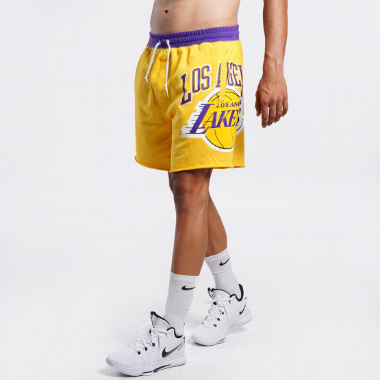Nike NBA Lakers Courtside Ανδρικό Σορτς