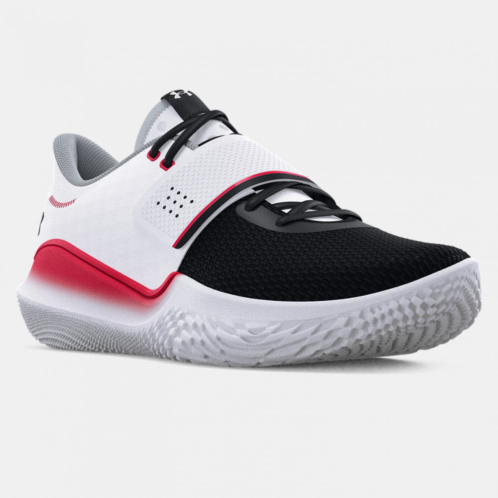 Under Armour Flow Futr X Ανδρικά Παπούτσια Για Μπάσκετ