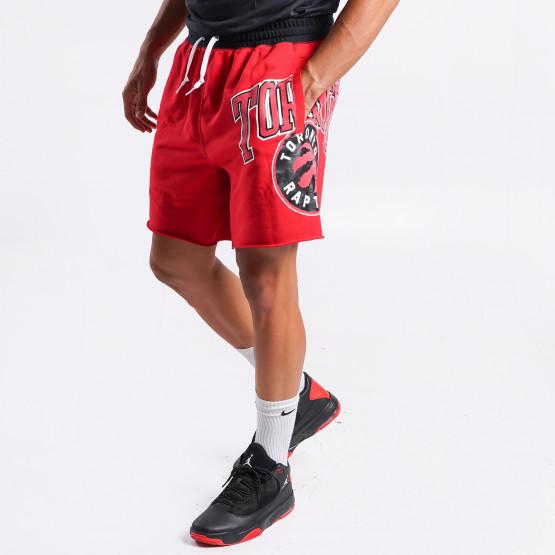 Nike NBA Fleece Toronto Raptors Courtside Men's Shorts