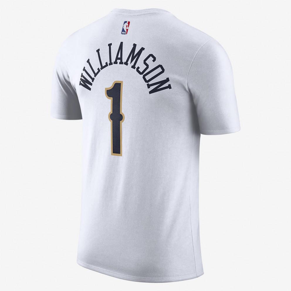 ike NBA Zion Williamson New Orleans Pelicans Men's T-Shirt