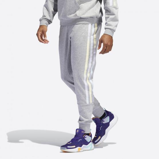 adidas Performance Donovan Mitchell Ανδρικό Παντελόνι Φόρμας