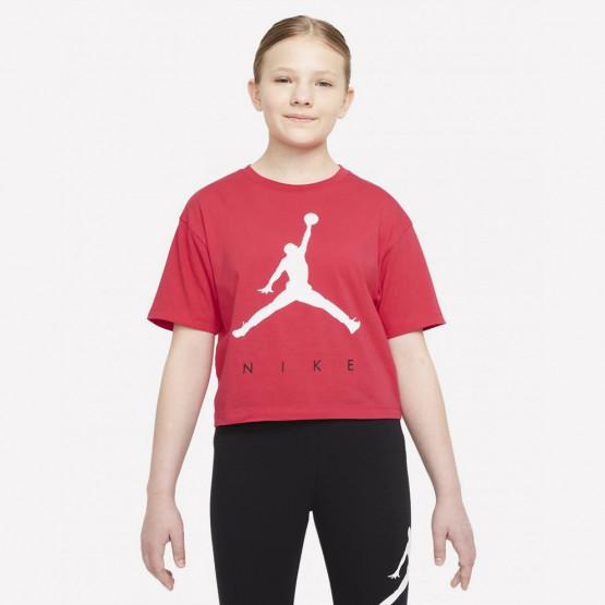 Jordan Jumpman Air Girls' T-shirt