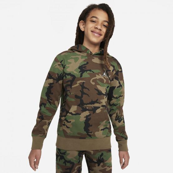 Jordan Essentials Camo Kids' Hoodie